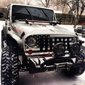 vick jeep grill